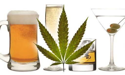 Interaction of CBD and Alcohol – How Does Both Work Together?