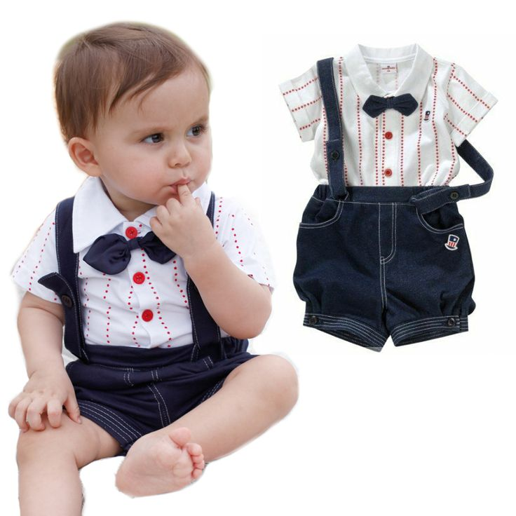 Utilize The Ultimate Process Involved In Baby Boy Clothes