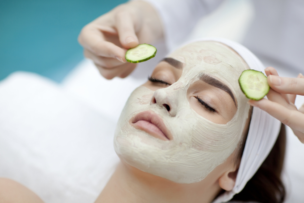 Learn how the Fusion of Cucumber and CBD Can Create a Perfect Facemask